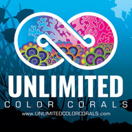 Unlimited Color Corals
